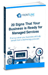 Frontline_20-Signs-Your-Business_eBook-Cover